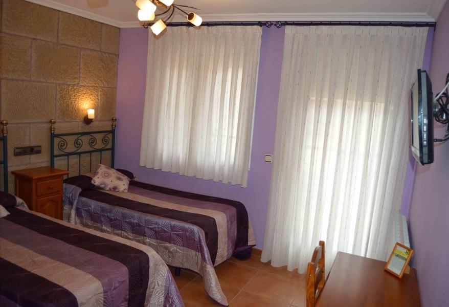 Habitaciones dobles con baño